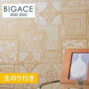 【のり付き壁紙】シンコール BIGACE アジアン調 BA5257