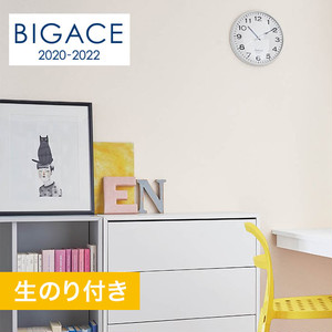 【のり付き壁紙】シンコール BIGACE 織物調 トルアレル BA5505
