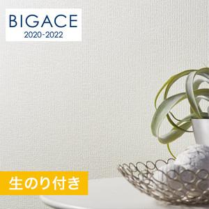 【のり付き壁紙】シンコール BIGACE 織物調 エアセラピ BA5516