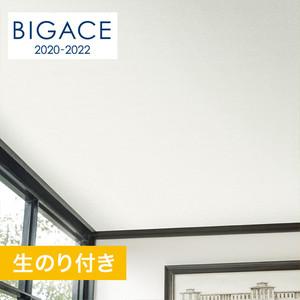 【のり付き壁紙】シンコール BIGACE 塗り壁・石目調 エアセラピ BA5517