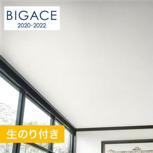 【のり付き壁紙】シンコール BIGACE 織物調 耐クラック エアセラピ BA5524