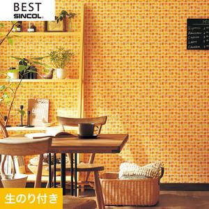 のり付き壁紙 シンコール ベスト BB9438