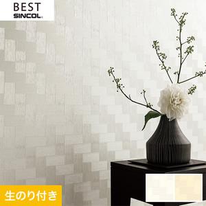のり付き壁紙 シンコール ベスト BB9515・BB9516
