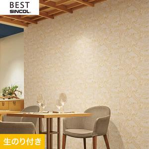 のり付き壁紙 シンコール ベスト BB9524