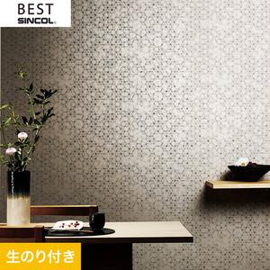 のり付き壁紙 シンコール ベスト BB9536