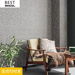 のり付き壁紙 シンコール ベスト BB9651