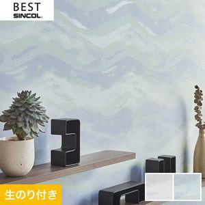 のり付き壁紙 シンコール ベスト BB9665・BB9666