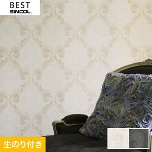 のり付き壁紙 シンコール ベスト BB9704・BB9705