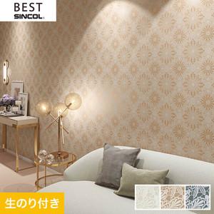 のり付き壁紙 シンコール ベスト BB9714~BB9716