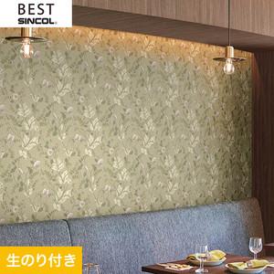 のり付き壁紙 シンコール ベスト BB9757