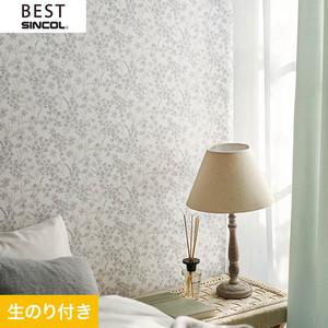 のり付き壁紙 シンコール ベスト BB9762
