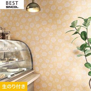 のり付き壁紙 シンコール ベスト BB9766