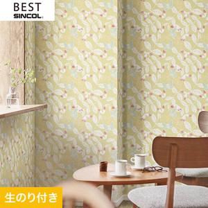 のり付き壁紙 シンコール ベスト BB9768