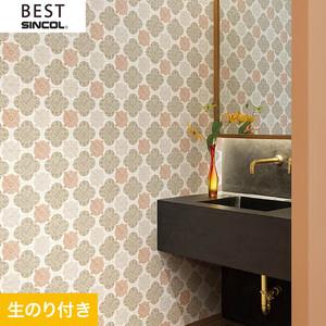 のり付き壁紙 シンコール ベスト BB9807