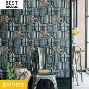 のり付き壁紙 シンコール ベスト BB9816
