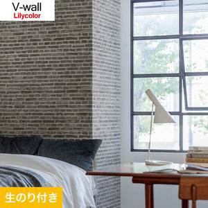 のり付き壁紙 リリカラ V-wall LV-3230