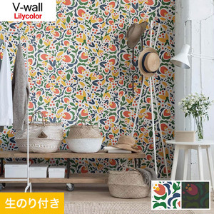 のり付き壁紙 リリカラ V-wall LV-3357・LV-3358