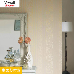 のり付き壁紙 リリカラ V-wall LV-3365