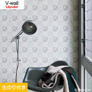 のり付き壁紙 リリカラ V-wall LV-3429