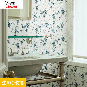 のり付き壁紙 リリカラ V-wall LV-3545