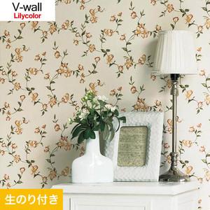 のり付き壁紙 リリカラ V-wall LV-3566