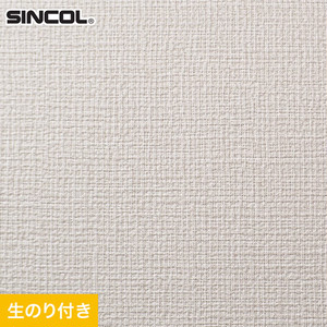 のり付き壁紙 スリット壁紙(ミミなし) 耐クラック&軽量 シンコール SLP-604(旧SLP-807)