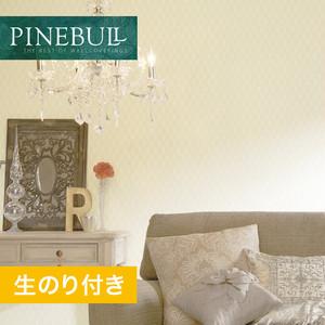 【のり付き壁紙】トキワ パインブル [ナチュラル]TWP1106 (巾93.6cm)