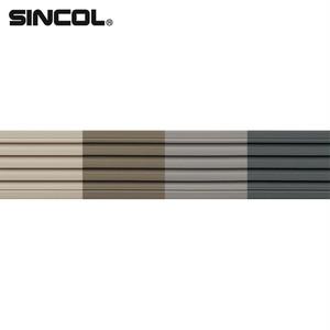 シンコール エアコン室外機用排水目地棒 クーラードレイン 50mm巾×30m巻