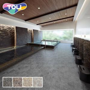 東リ 浴室用床シート バスナリアルデザイン ランダムストーン