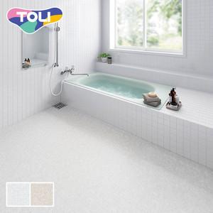 東リ 浴室用床シート バスナリアルデザイン モザイクタイル