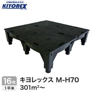 OAフロア キヨレックス M-H70 16枚入(1平米) ※こちらはご購入総面積が301平米以上の商品ページです