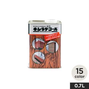 屋外木部用・高性能木材保護塗料(油性) キシラデコール 0.7L