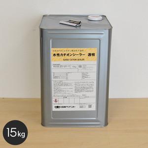 【日本ペイント】水性カチオンシーラー 15kg