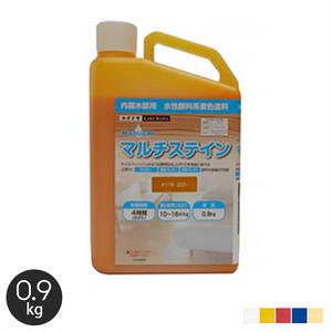 【大阪塗料】マルチステイン 0.9kg