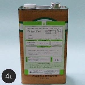 【大阪塗料】NTXラッカーサンディングシーラー 4L 乳白色