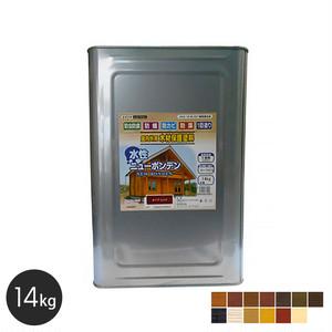 【大阪塗料】水性ニューボンデン 14kg