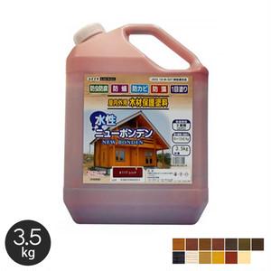 【大阪塗料】水性ニューボンデン 3.5kg
