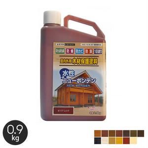 【大阪塗料】水性ニューボンデン 0.9kg