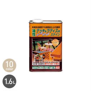 油性デッキ&ラティス 1.6L