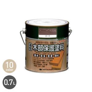 油性木部保護塗料 0.7L