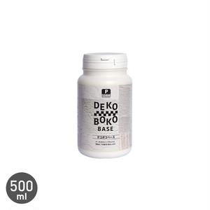ケーキのホイップのような演出ができる下塗りベース P-Effector デコボコベース 500ml