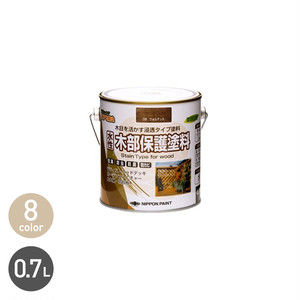 水性木部保護塗料 0.7L