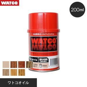 ワトコオイル カラー 200ml