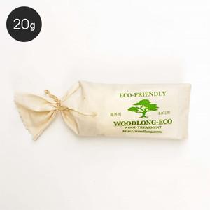 木材防護保持剤 ウッドロングエコ 20g