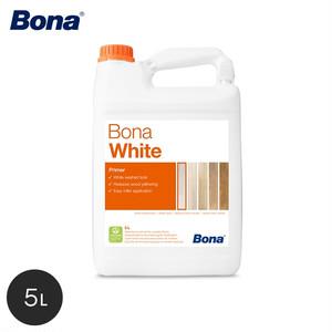 Bona ホワイトウォッシュのようにフローリングを仕上げる水性プライマー ホワイト 5L