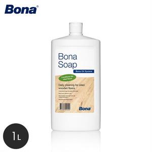Bona ソープ 1L (オイル仕上げフローリング用ワックスクリーナー)