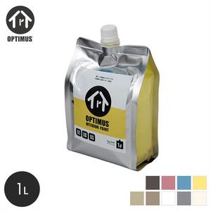 空気が浄化できる内装用塗料 オプティマスインテリアペイント 1L