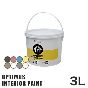 空気が浄化できる内装用塗料 オプティマスインテリアペイント 3L