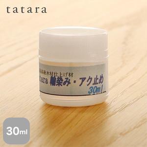 【サンプル】tatara撥水セラミック専用 輪染み・アク止め 30ml