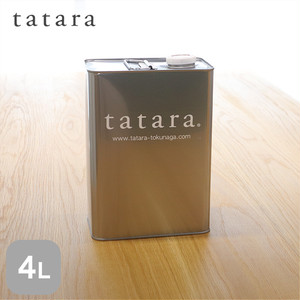 浸透性木部用仕上げ材 tatara撥水セラミックマルチ 4L